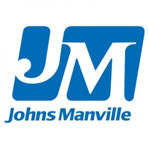 JM- Johns Manville Logo - Insulation Links   Diamond Drywall & Glass