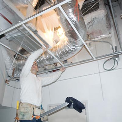 Single Source Services ACOUSTICAL CEILING | Diamond Drywall & Glass