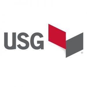 USG logo - Drywall & Acoustical Ceiling   Diamond Drywall & Glass